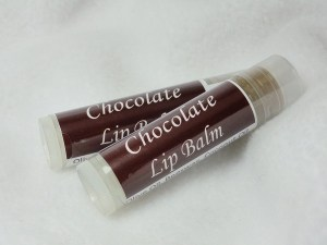 Chocolate Lip Balm web pic