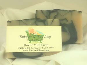 Tobacco n Bayleaf Soap