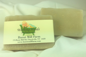 Working Hands Soap